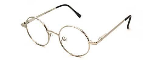 connaught round eye silver