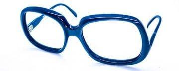 Kings 1970's Unisex Party Glasses