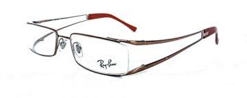 Ray Ban Rectangular Metal Frame