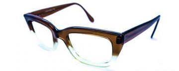 Sherry Crystal Two Toned Frame