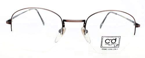 Unisex Lightweight Brown Metal Supra Frame 2