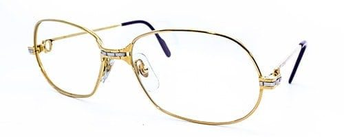 """Cartier """"Panthere"""" PM gold uni-sex frame 1"""