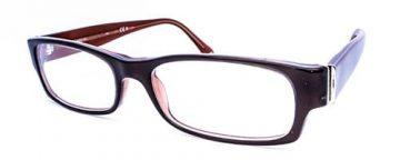 Chanel 3081 ladies brown acetate frame