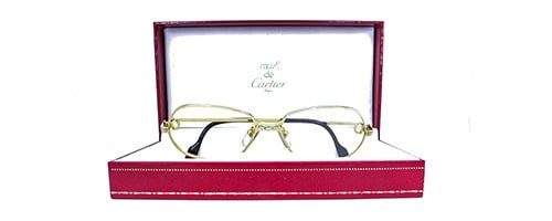 """Cartier """"Panthere"""" PM gold uni-sex frame 2"""