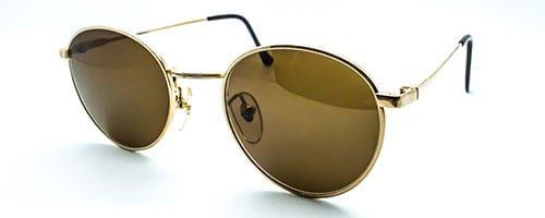Classic Metal Panto Sunglasses