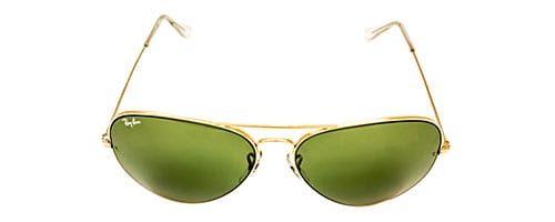 Ray-Ban Bausch & Lomb Large Aviator Sunglasses