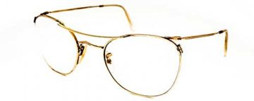 Continental style ladies gold metal frame (DF199)