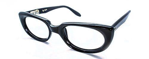 """""""Gala"""" dark brown 1960's ladies plastic"""