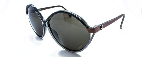 "Classic ""Vienna line"" 1357 large ladies sunglasses 1"