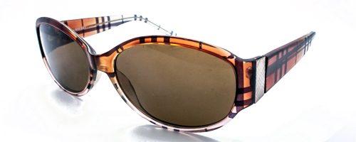 Burberry 8463/s ladies plastic sunglasses