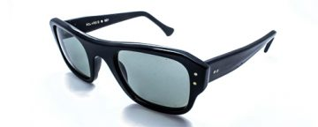Polaroid 821, uni-sex black sun-glass