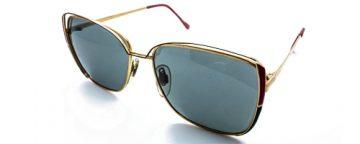 Polaroid 4008a, ladies metal sunglasses