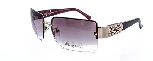 Monsoon 9MN008 semi rimless sunglasses 1