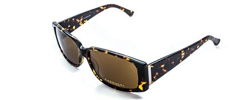 Caducci CD1003 havana ladies sunglasses