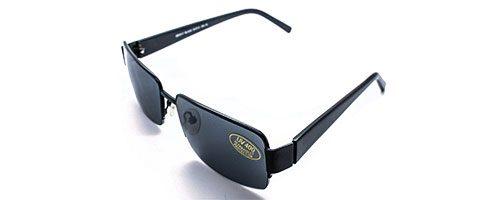 Carducci CD1017 black metal sunglasses