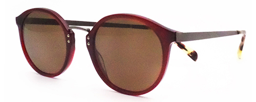 Booth & Bruce Pop Star Red Hornet Polarised
