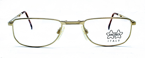 SF405  Luxottica  18Kt folding metal 2