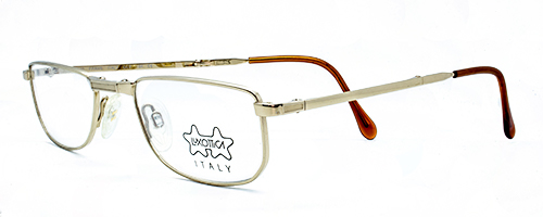 SF405  Luxottica  18Kt folding metal 1