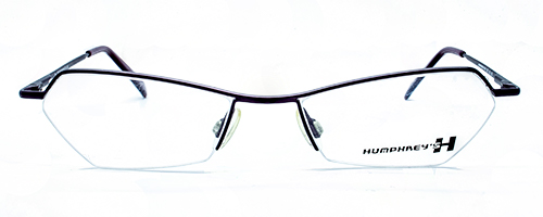 SF408 Humphrey's  metal semi-rimless 2