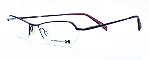 SF408 Humphrey's  metal semi-rimless 1
