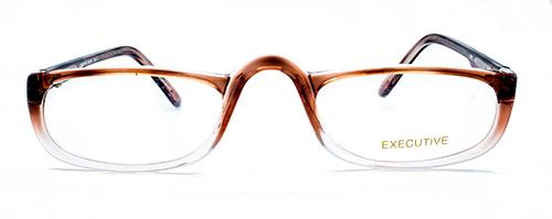 SF409  Boardroom brown - crystal Readers 2