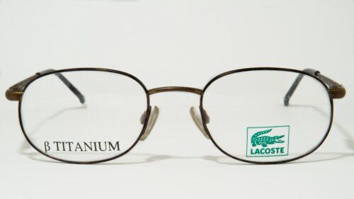 Lacoste 7306 Beta titanium 3